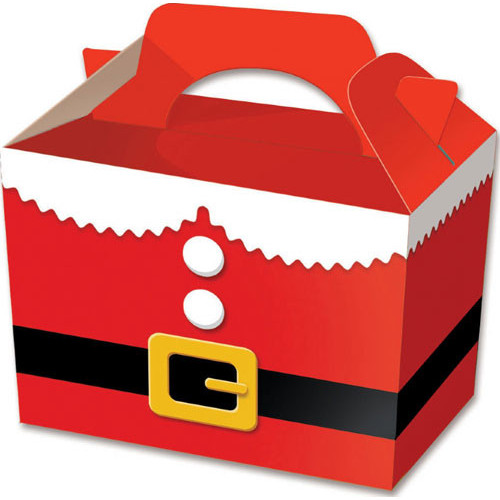Santa Suit Party Box