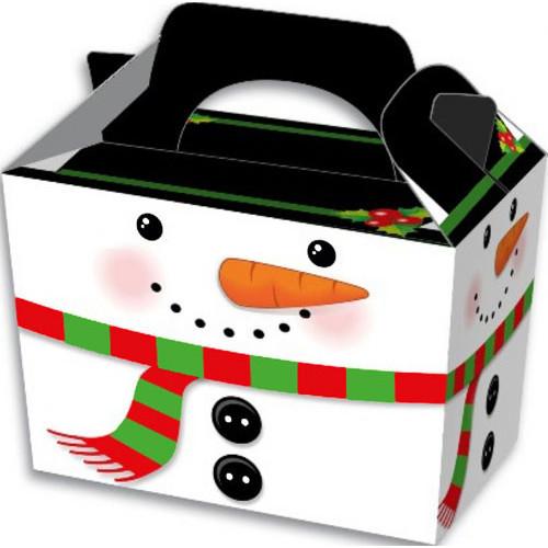 Snowman Party Box
