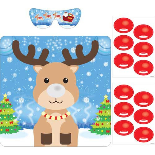 Rudolph Party Game
