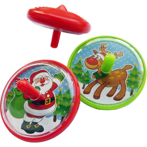 Christmas Spin Top