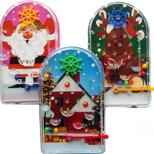 Christmas Pinball