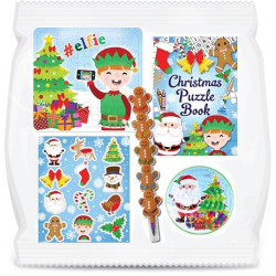 CHRISTMAS FILLED PARTY BAGS