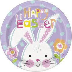 LILAC EASTER TABLEWARE