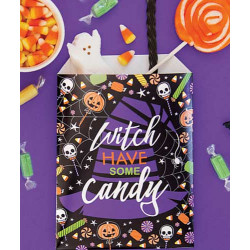 HALLOWEEN BAGS & BOXES