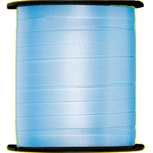 Powder Blue Curling Ribbon