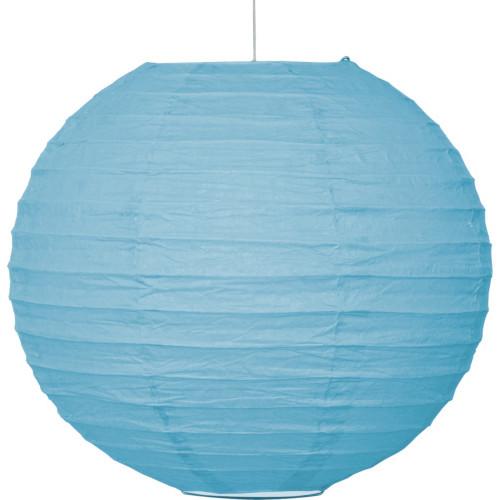 Powder Blue Lantern 25cm