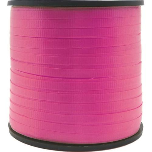 Hot Pink Curling Ribbon