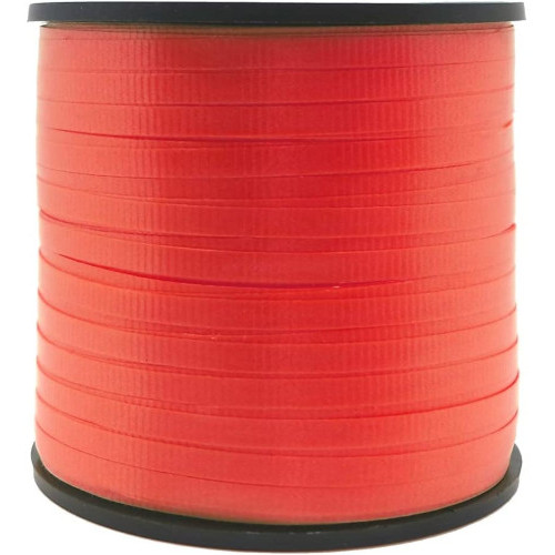 Ruby Red Curling Ribbon
