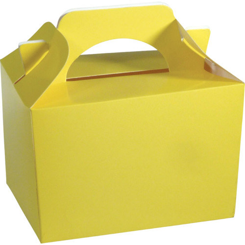 Canary Yellow Party Box