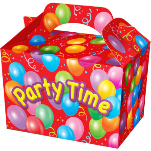 Party Time Party Box