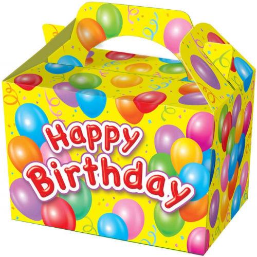 Happy Birthday Party Box
