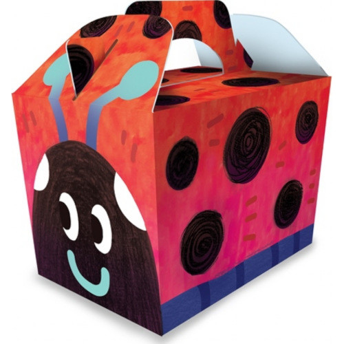 Ladybird Party Box