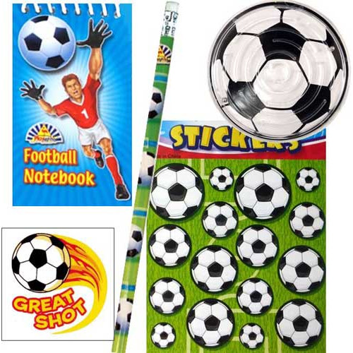 Football Filled Party Bag A
