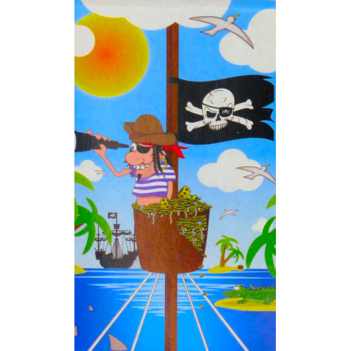 Pirate Filled Party Bag C
