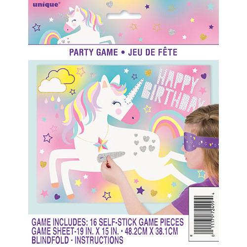 Unicorn Stars Party Game