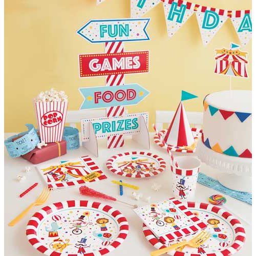 Circus Carnival Party Game