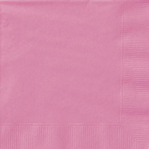 Hot Pink Napkins ( x 20)
