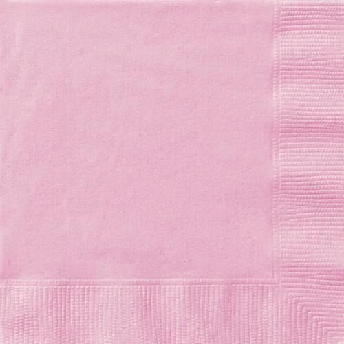 Lovely Pink Napkins ( x 20)