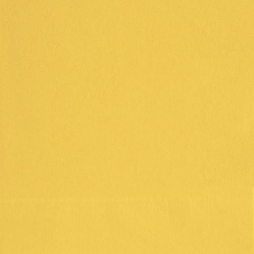 Sunflower Yellow Napkins ( x 20)