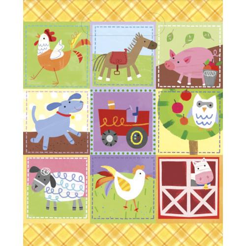 Farm Party Bags ( x 8)