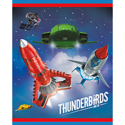 Thunderbirds Party Bags ( x 8)