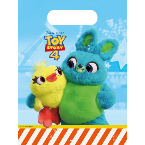 Toy Story 4 Party Bags (Pk 6)