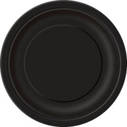 MIDNIGHT BLACK TABLEWARE