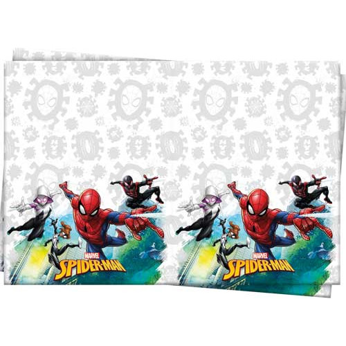 Spiderman Team Up Table Cover